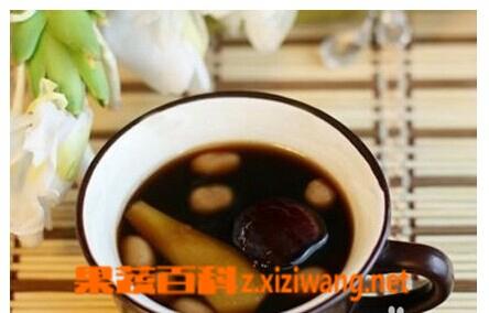 果蔬百科姜汤